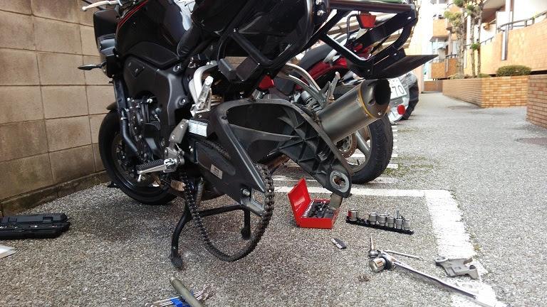 バイク整備まとめ